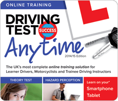 Driving Test Anytime